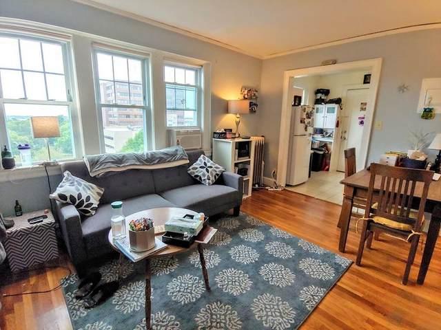 195 Thomas Burgin Pkwy #601, Quincy, MA 02169 (MLS #72691373) :: Westcott Properties