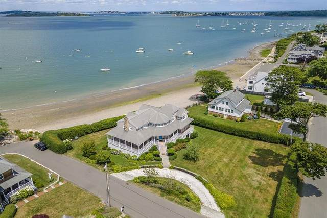41 Jarvis Ave, Hingham, MA 02043 (MLS #72691425) :: Kinlin Grover Real Estate
