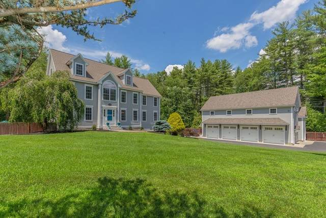 583 Lowell Road, Groton, MA 01450 (MLS #72691457) :: The Duffy Home Selling Team