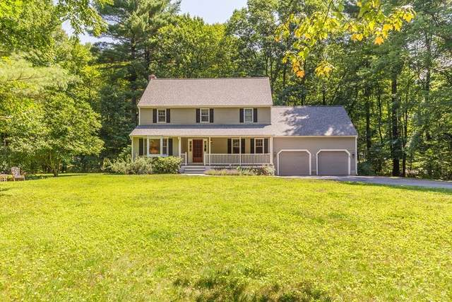63 Mclains Woods, Groton, MA 01450 (MLS #72691613) :: The Duffy Home Selling Team