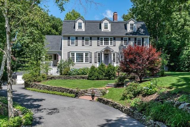 93 Sagamore Rd, Wellesley, MA 02481 (MLS #72691678) :: The Gillach Group