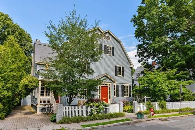 14 Francis Avenue #14, Cambridge, MA 02138 (MLS #72691865) :: Charlesgate Realty Group