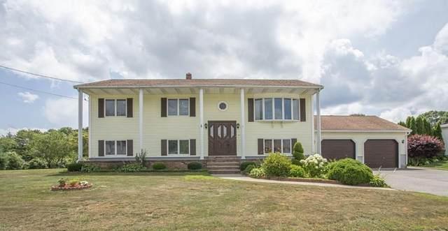 101 Oakridge Dr., Taunton, MA 02780 (MLS #72692088) :: The Duffy Home Selling Team
