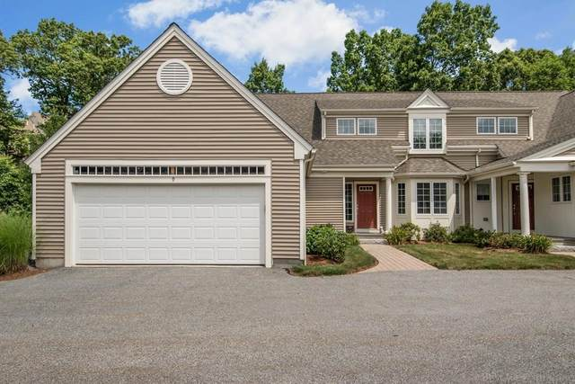 9 Golden Ct #9, Westborough, MA 01581 (MLS #72692095) :: The Duffy Home Selling Team