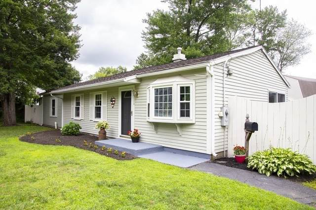 716 Benson Road, Northbridge, MA 01588 (MLS #72692099) :: The Duffy Home Selling Team