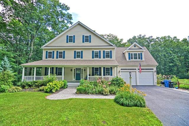 5 Cody Ln, Wrentham, MA 02093 (MLS #72692225) :: Re/Max Patriot Realty