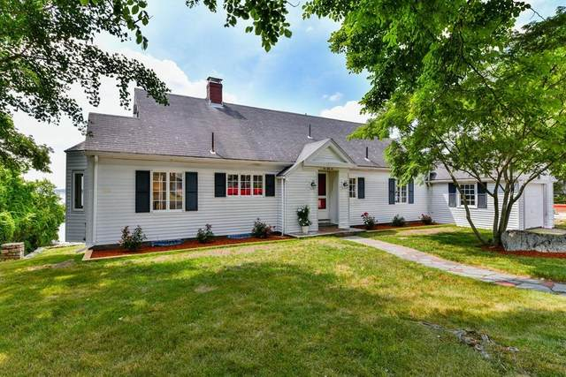 156 Crabtree Road, Quincy, MA 02171 (MLS #72692277) :: Re/Max Patriot Realty