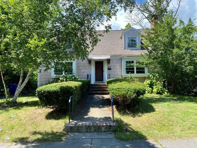 149 Upland Ave, Newton, MA 02461 (MLS #72692320) :: Zack Harwood Real Estate | Berkshire Hathaway HomeServices Warren Residential