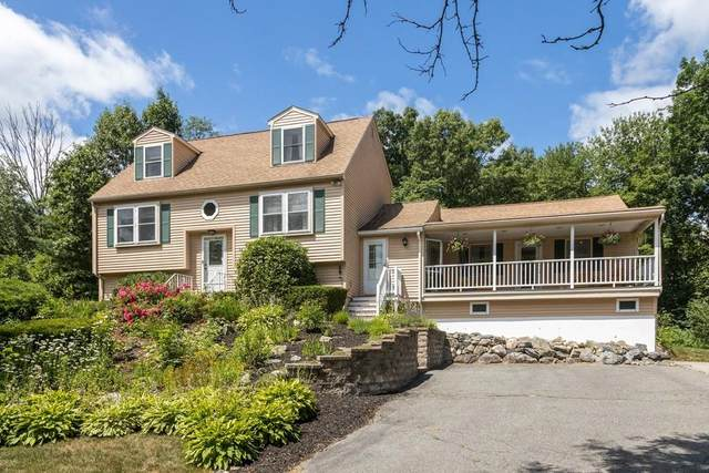 14 Westgate Cir, Methuen, MA 01844 (MLS #72692441) :: Kinlin Grover Real Estate