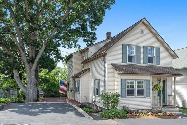 112 Mount Hope Street, Lowell, MA 01854 (MLS #72692470) :: EXIT Cape Realty