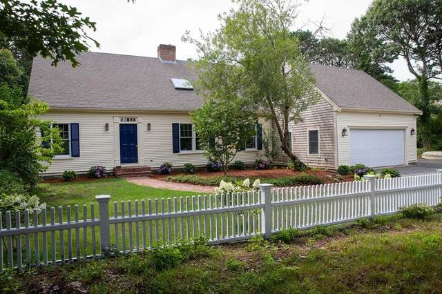 68 Riverview Dr, Chatham, MA 02633 (MLS #72692504) :: The Gillach Group