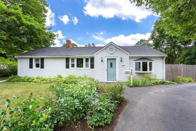 360 South Main St., Sharon, MA 02067 (MLS #72692540) :: EXIT Cape Realty