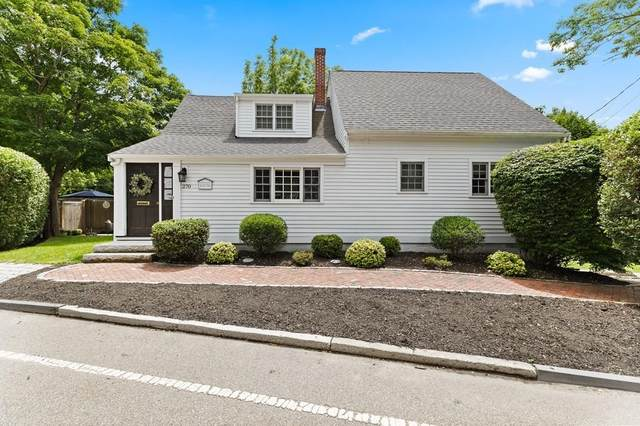 270 North Street, Hingham, MA 02043 (MLS #72692742) :: EXIT Cape Realty