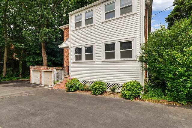 37 Louise Rd #37, Newton, MA 02467 (MLS #72692769) :: Conway Cityside