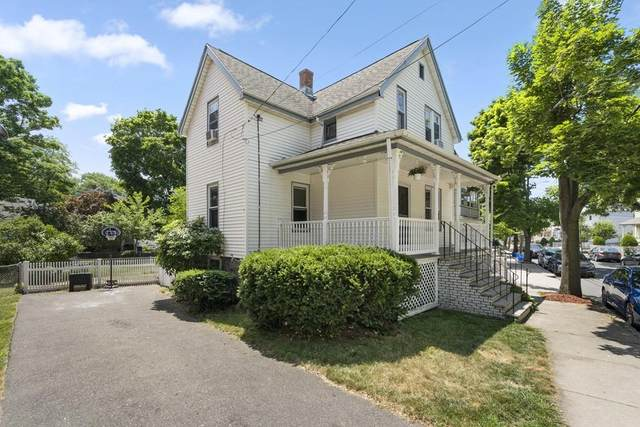 18 Presley St., Malden, MA 02148 (MLS #72692919) :: The Gillach Group