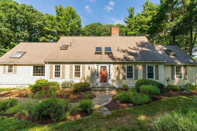 15 Standish Rd, Wayland, MA 01778 (MLS #72693472) :: The Duffy Home Selling Team