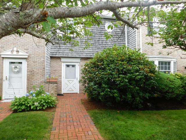 8 Captain Cook Ln #8, Barnstable, MA 02632 (MLS #72693620) :: Exit Realty