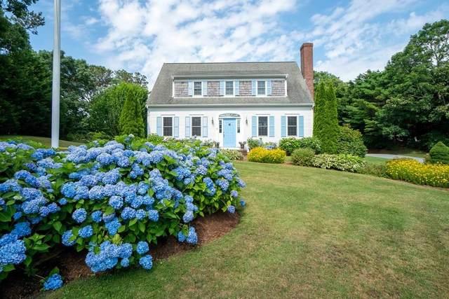 1 Kendrick Rd, Chatham, MA 02650 (MLS #72693807) :: Berkshire Hathaway HomeServices Warren Residential