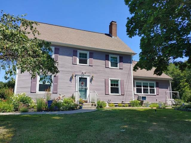 234 Tremont St, Rehoboth, MA 02769 (MLS #72694163) :: Ponte Realty Group