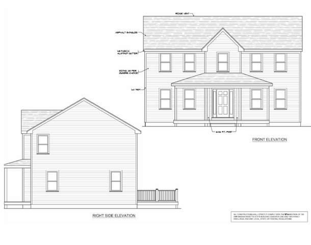 Lot 5 Farland Circle, New Bedford, MA 02745 (MLS #72694429) :: Exit Realty