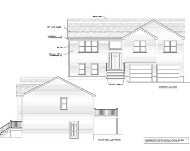 Lot 6 Farland Circle, New Bedford, MA 02745 (MLS #72694434) :: Exit Realty