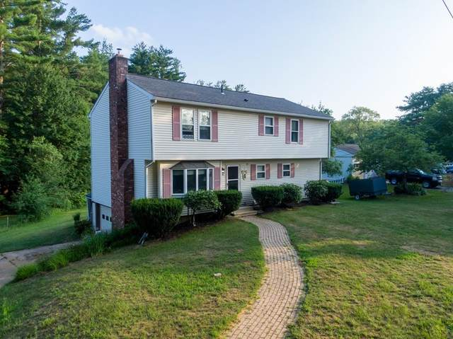 19 Condon Dr, Spencer, MA 01562 (MLS #72694467) :: EXIT Cape Realty