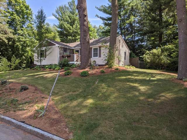 67 Middlebrook Dr, Springfield, MA 01129 (MLS #72694573) :: The Gillach Group