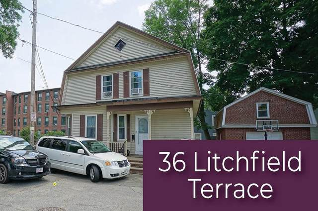 36 Litchfield Terrace, Lowell, MA 01854 (MLS #72694665) :: Zack Harwood Real Estate | Berkshire Hathaway HomeServices Warren Residential