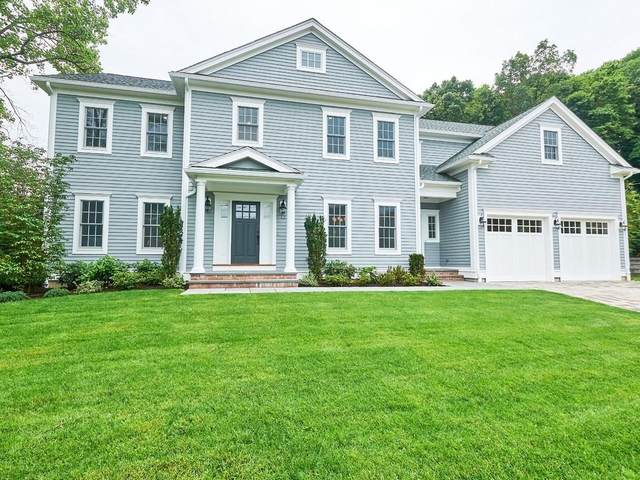 12 Ober Rd, Newton, MA 02459 (MLS #72694825) :: EXIT Cape Realty