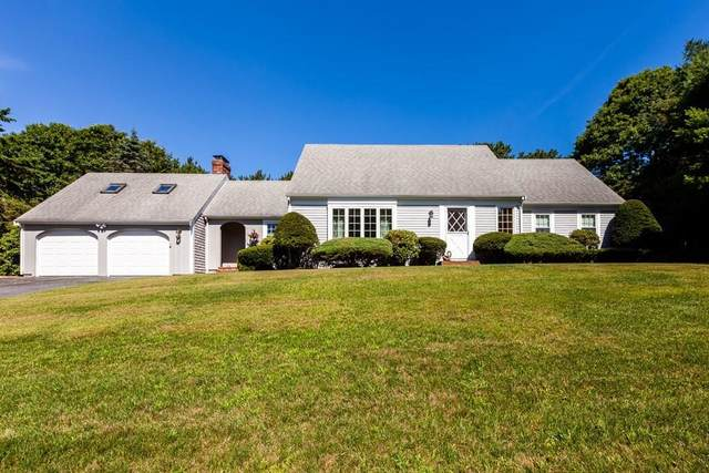 44 Queen Anne Ln, Barnstable, MA 02635 (MLS #72695078) :: The Gillach Group