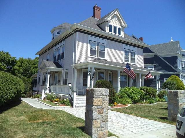 1 Kent Circle #1, Gloucester, MA 01930 (MLS #72695178) :: Trust Realty One