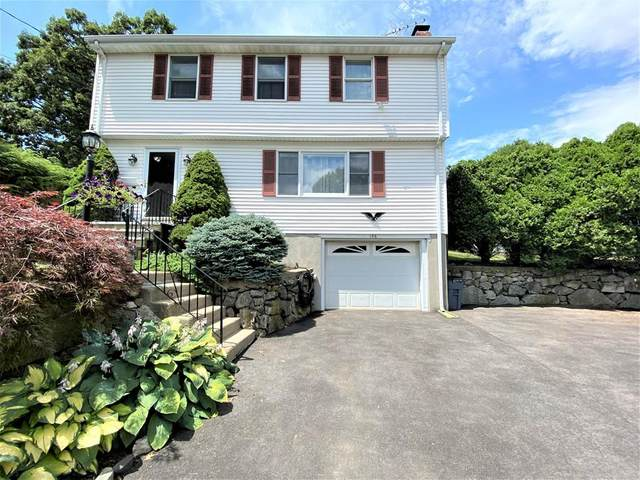 156 Winchester Rd, Arlington, MA 02474 (MLS #72696017) :: Kinlin Grover Real Estate