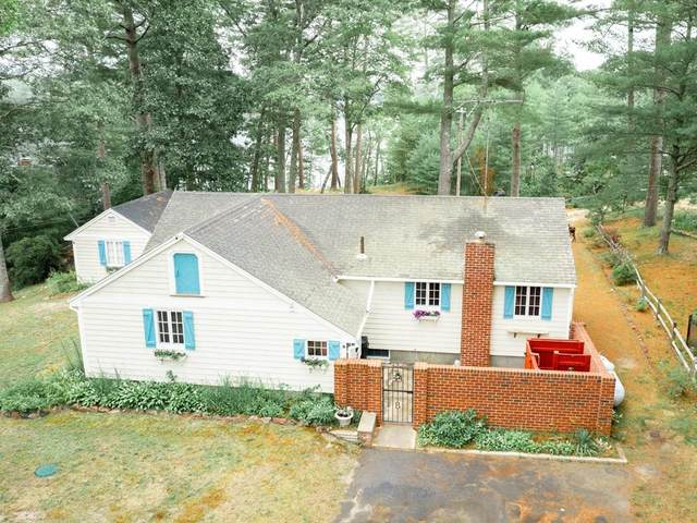 604 Wareham Road, Plymouth, MA 02360 (MLS #72696124) :: Exit Realty
