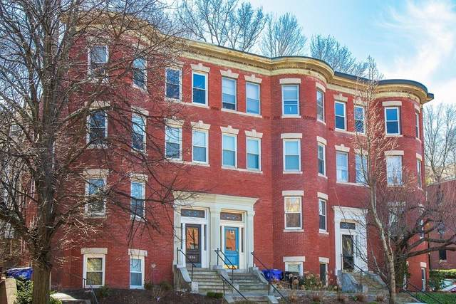 638 Washington Street 2A, Brookline, MA 02446 (MLS #72696266) :: The Gillach Group