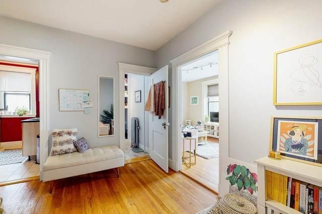11 Park Dr #20, Boston, MA 02215 (MLS #72696328) :: Berkshire Hathaway HomeServices Warren Residential