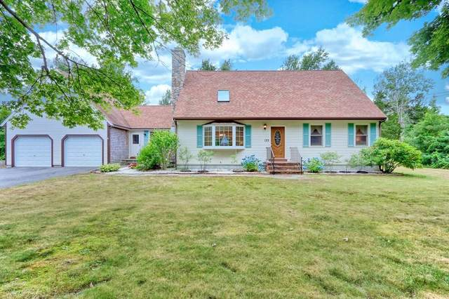 133 Central Ave, Falmouth, MA 02536 (MLS #72696398) :: The Duffy Home Selling Team