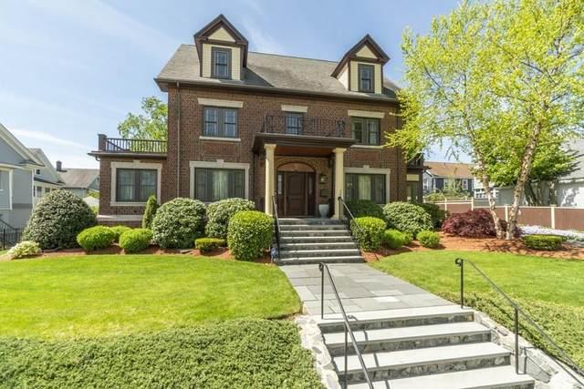 266 Mystic Valley Pkwy, Arlington, MA 02474 (MLS #72696525) :: Kinlin Grover Real Estate