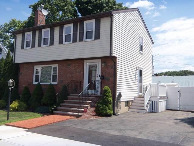 110 Narragansett Rd, Quincy, MA 02169 (MLS #72696675) :: Berkshire Hathaway HomeServices Warren Residential