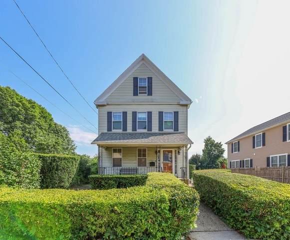 66 Gardner Street, Boston, MA 02132 (MLS #72696735) :: Berkshire Hathaway HomeServices Warren Residential