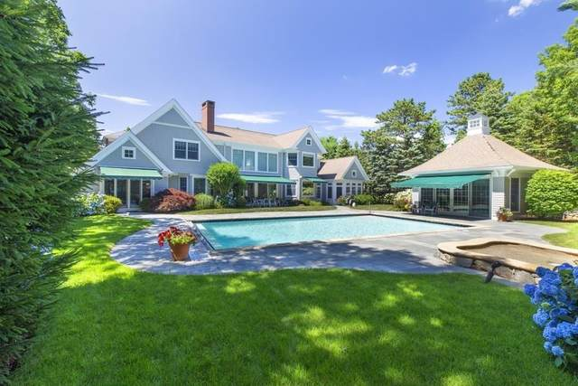 39 Eagle Drive, Mashpee, MA 02649 (MLS #72696751) :: Berkshire Hathaway HomeServices Warren Residential
