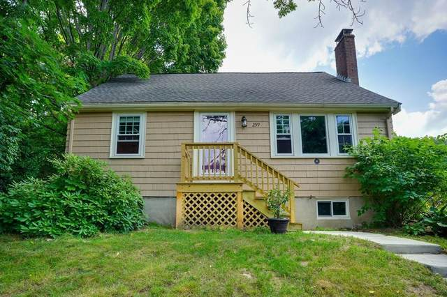 259 Forest St, Arlington, MA 02474 (MLS #72696787) :: Kinlin Grover Real Estate