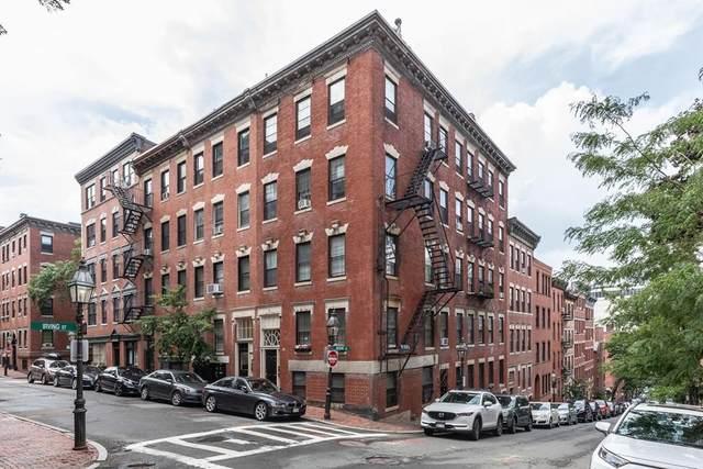 47 Irving St B, Boston, MA 02114 (MLS #72696817) :: Berkshire Hathaway HomeServices Warren Residential