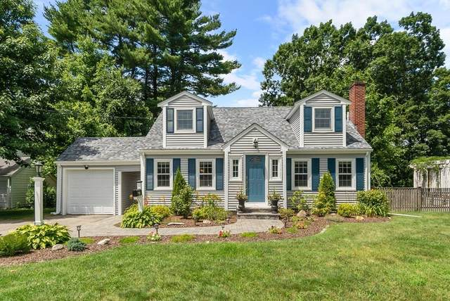 83 Lakeshore Dr, Westwood, MA 02090 (MLS #72696876) :: Trust Realty One