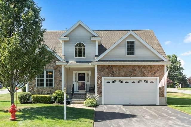 19 Rebecca Way #16, Methuen, MA 01844 (MLS #72696885) :: Berkshire Hathaway HomeServices Warren Residential
