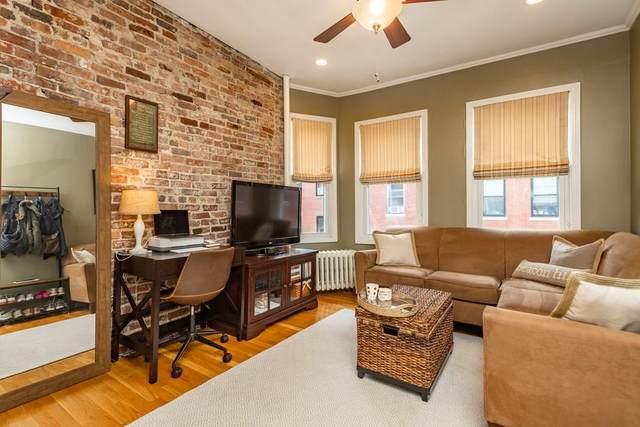 34 Grove St #7, Boston, MA 02114 (MLS #72696893) :: Berkshire Hathaway HomeServices Warren Residential