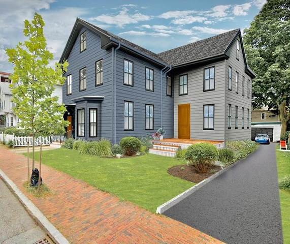466 Putnam Ave #2, Cambridge, MA 02139 (MLS #72697207) :: Westcott Properties