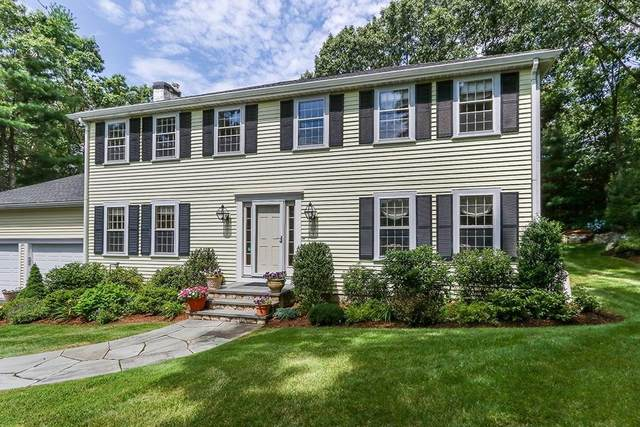 64 Blueberry Ln, Westwood, MA 02090 (MLS #72697332) :: Trust Realty One