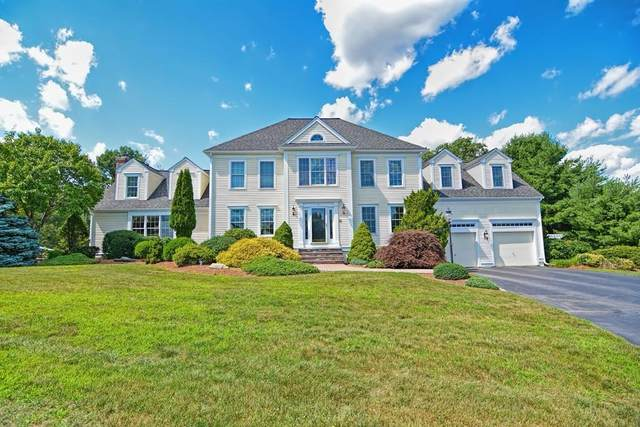 15 Jacob Amsden Road, Westborough, MA 01581 (MLS #72697619) :: The Gillach Group