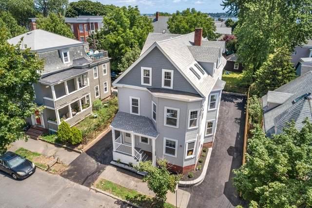 9 Summit Ave #3, Salem, MA 01970 (MLS #72697706) :: Zack Harwood Real Estate | Berkshire Hathaway HomeServices Warren Residential
