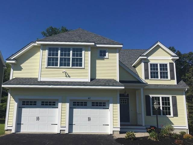 Lot 51 Jordan, Holden, MA 01520 (MLS #72697782) :: EXIT Cape Realty